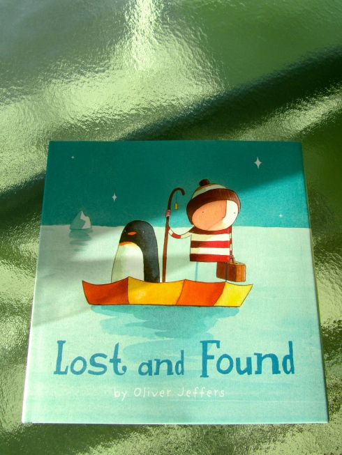 OLIVER JEFFERS VANCOUVER - LOST AND FOUND