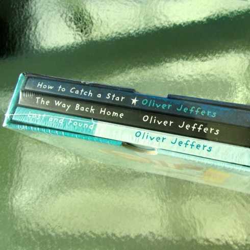 OLIVER JEFFERS VANCOUVER - ONCE THERE WAS A NOY 2