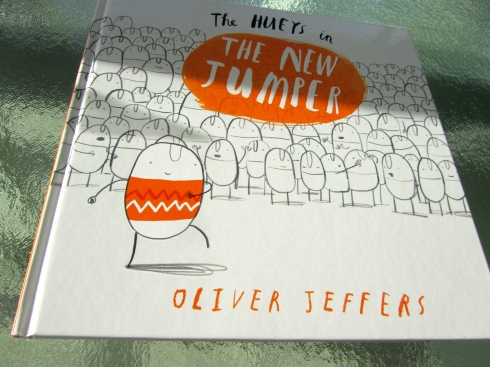 OLIVER JEFFERS VANCOUVER - THE NEW JUMPER