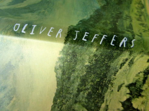 OLIVER JEFFERS VANCOUVER - THIS MOOSE IS MINE 2