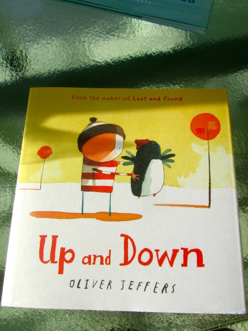 OLIVER JEFFERS VANCOUVER - UP AND DOWN