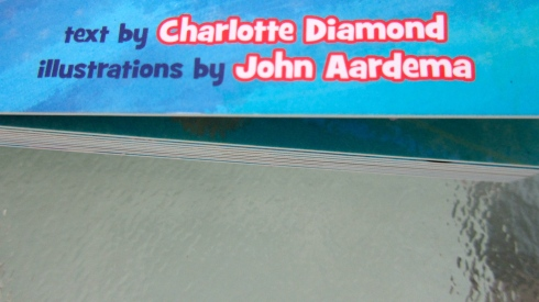 Guybrarian -  CHARLOTTE DIAMOND - 17