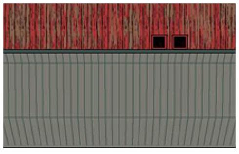 GUYBRARIAN - OLD MacDONALD'S CARDBOARD BARN - 7 8 9