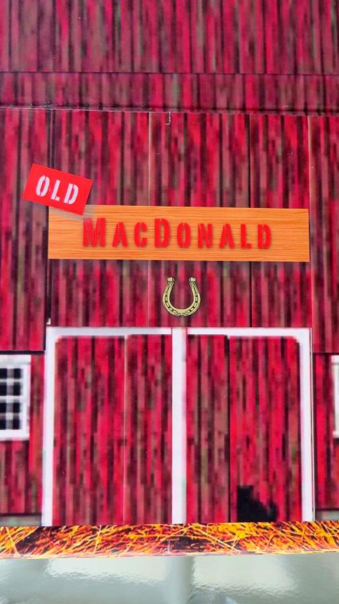 GUYBRARIAN | Old MacDonald's Barn - 3